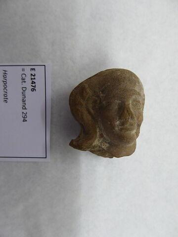face, recto, avers, avant © Musée du Louvre / Antiquités égyptiennes