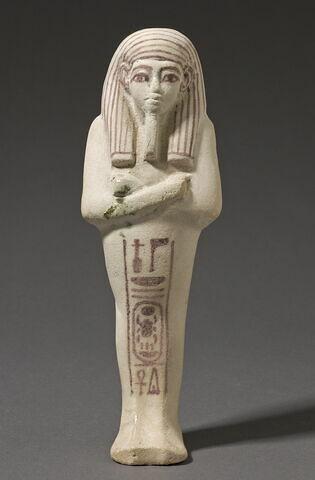 serviteur funéraire momiforme ; Serviteur funéraire de Toutânkhamon