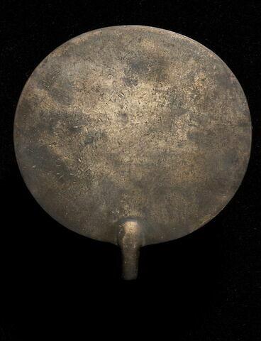 miroir en disque circulaire