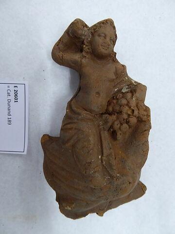 figurine d'Harpocrate à l'oie