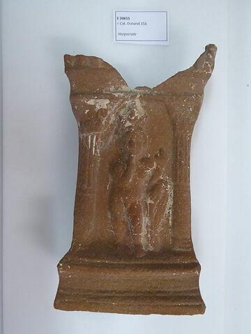 figurine d'Harpocrate à la corne d'abondance