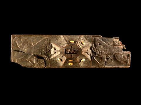 vue d'ensemble ; vue de dessus © 2011 Musée du Louvre / Georges Poncet