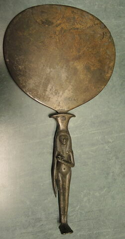 vue d'ensemble ; face, recto, avers, avant © 2014 Musée du Louvre / Antiquités égyptiennes