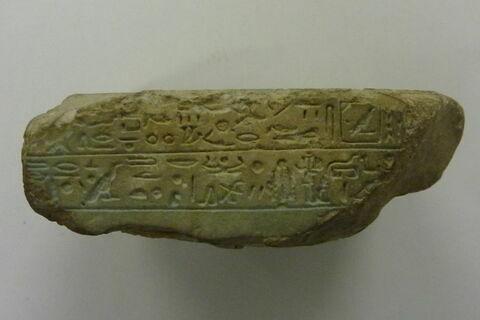 dessous © 2018 Musée du Louvre / Antiquités égyptiennes