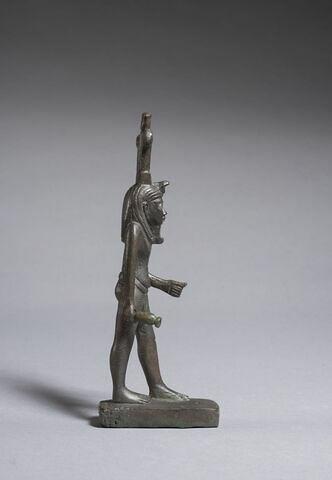 profil droit © 2019 Musée du Louvre / Christian Décamps