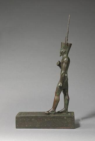 profil gauche © 2018 Musée du Louvre / Christian Décamps