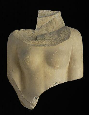 statue ; Buste de Neferhetepes