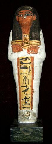 vue d'ensemble ; face, recto, avers, avant © 2010 Musée du Louvre / Antiquités égyptiennes