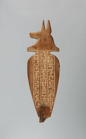 dos, verso, revers, arrière © 2014 Musée du Louvre / Christian Décamps