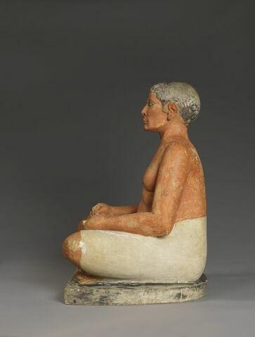 profil gauche © 2015 Musée du Louvre / Christian Décamps