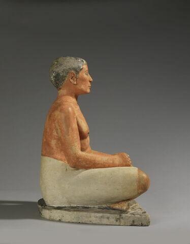 profil droit © 2015 Musée du Louvre / Christian Décamps