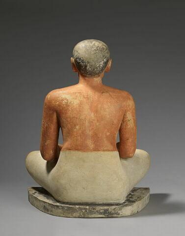 dos, verso, revers, arrière © 2015 Musée du Louvre / Christian Décamps