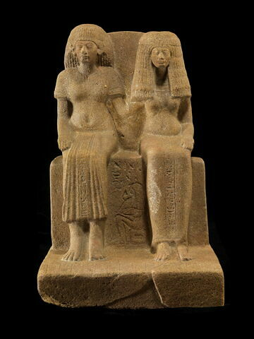 statue de couple