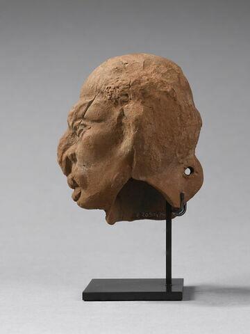 profil gauche © 2019 Musée du Louvre / Christian Décamps