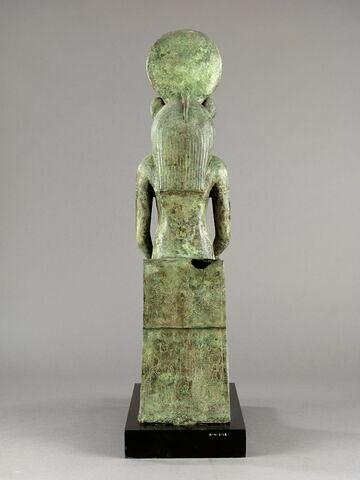 dos, verso, revers, arrière © 2014 Musée du Louvre / Georges Poncet