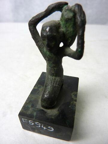 figurine de donateur