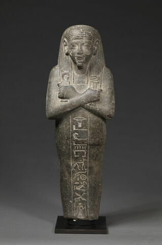serviteur funéraire ; statue