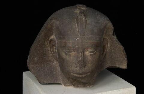 statue  ; Tête de Djedefrê