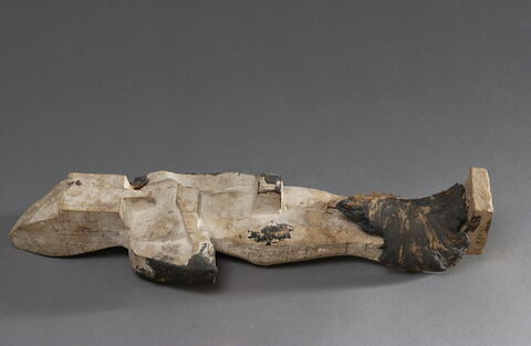 statue ; figurine ithyphallique ; modèle de sculpteur ; orge