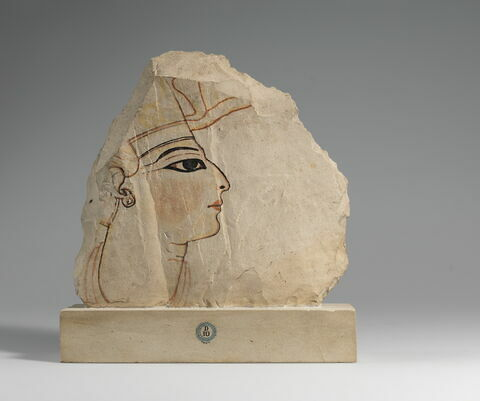 ostracon figuré
