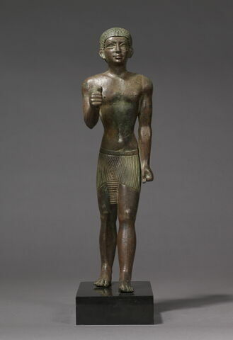 statue ; Statue de Mosou