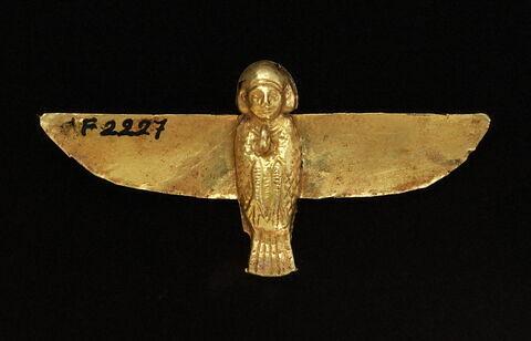pectoral ; pendentif ; amulette