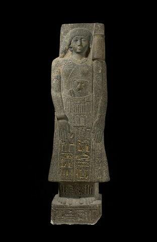 statue porte enseigne ; statue pilier ; pilier