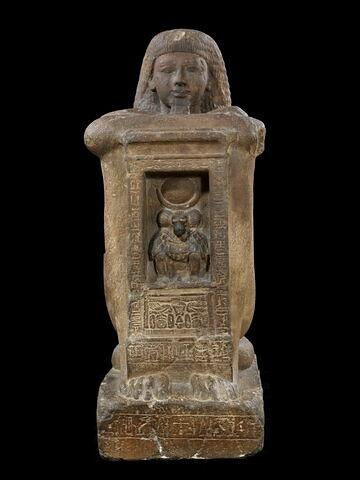 vue d'ensemble ; face, recto, avers, avant © 2008 Musée du Louvre / Georges Poncet