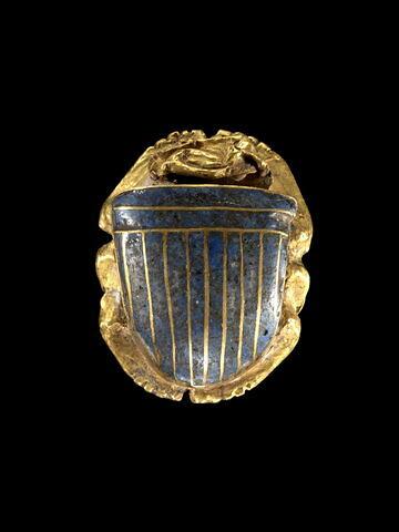 scarabée ; amulette
