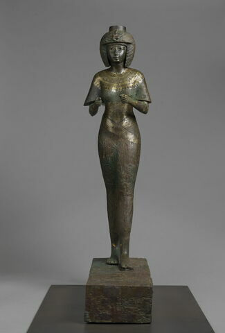 statue ; Statue de Karomama