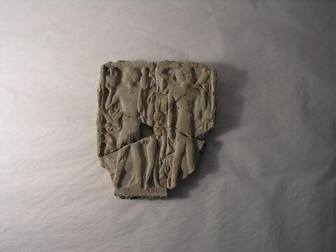 relief mural  ; modèle de sculpteur