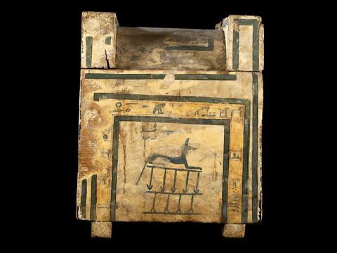 vue d'ensemble ; face C, face 3 © 2011 Musée du Louvre / Georges Poncet