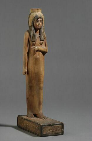 statue ; Statue d'Iahmès-Néfertari