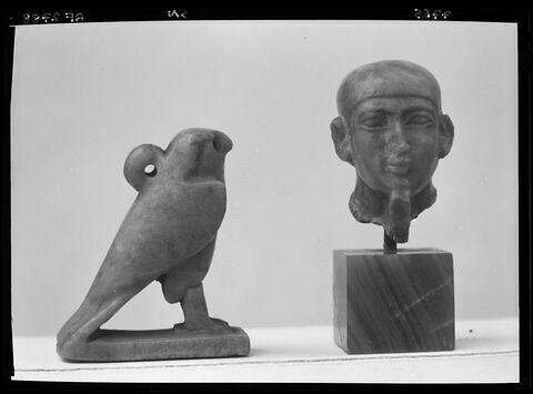 vue groupée ; vue d'ensemble © Musée du Louvre / Maurice et Pierre Chuzeville