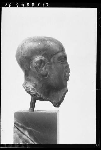 vue d'ensemble ; profil droit © Musée du Louvre / Maurice Chuzeville