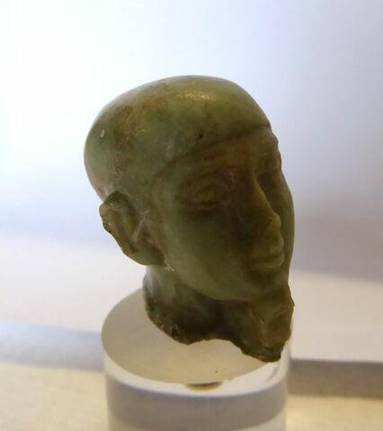 vue d'ensemble ; trois quarts droit © 2020 Musée du Louvre / Antiquités égyptiennes