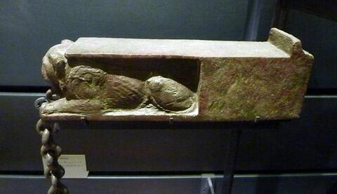 vue d'ensemble ; partie supérieure © 2012 Musée du Louvre / Antiquités égyptiennes
