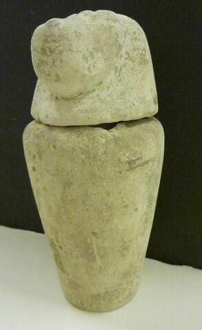 vase canope ; simulacre
