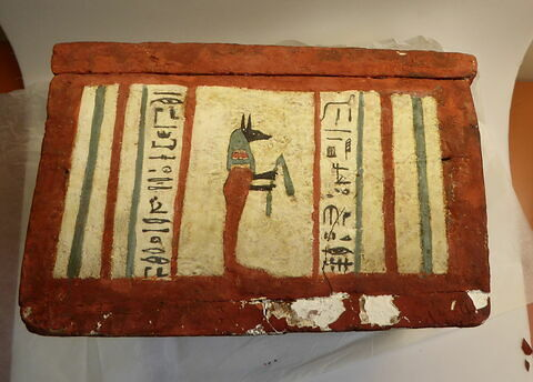 vue d'ensemble ; profil © 2019 Musée du Louvre / Antiquités égyptiennes