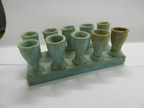 vase multiple ; gobelet