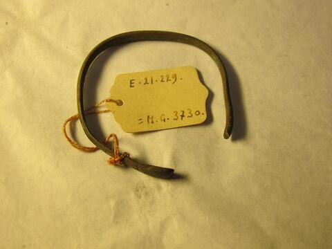 anneau ouvert ; bracelet