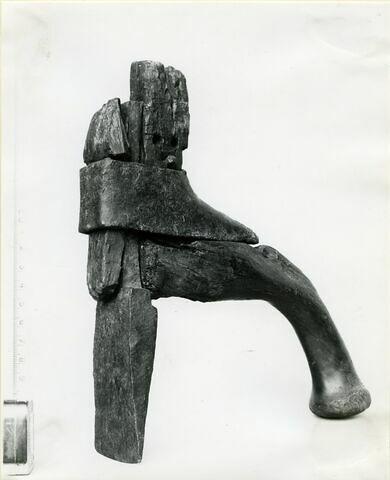 vue d'ensemble ; trois quarts © Musée du Louvre / Maurice Chuzeville