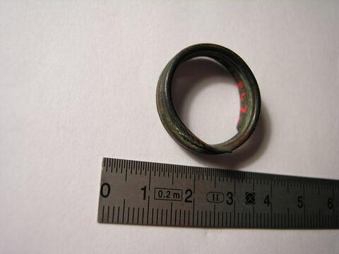 bague en anneau triple