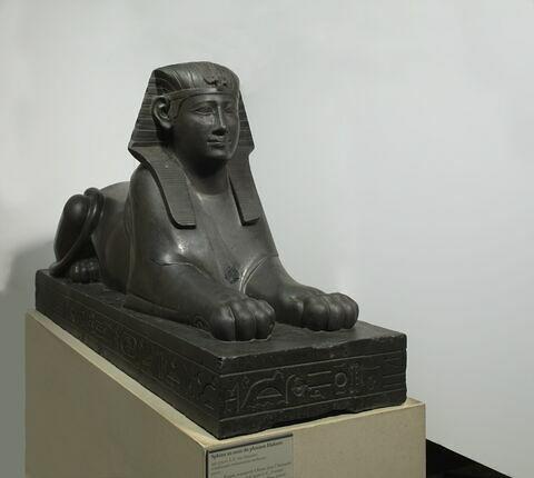 trois quarts face © 2014 Musée du Louvre / Christian Décamps