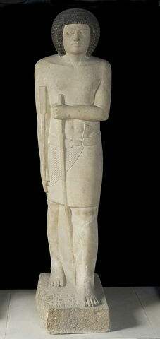 statue ; Statue de Sépa