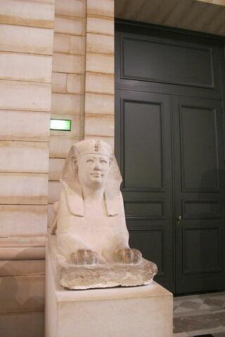 vue d'ensemble © 2019 Musée du Louvre / Antiquités égyptiennes