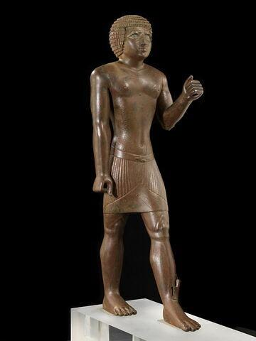 statue ; Frère de Mosou
