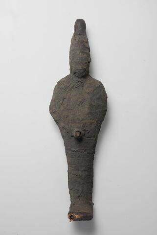 face, recto, avers, avant ; vue de dessus © 2018 Musée du Louvre / Christian Décamps
