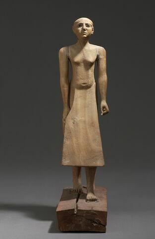 statue ; Statue de Nakhti
