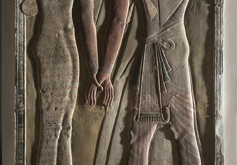 détail © 2017 Musée du Louvre / Christian Décamps